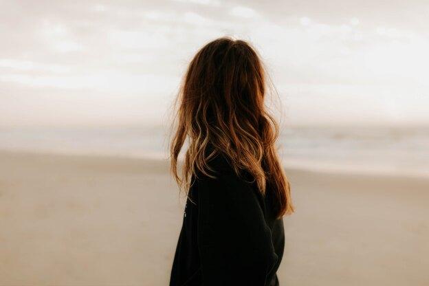 ۲۵ هایلایت زیبا روی موهای مشکی