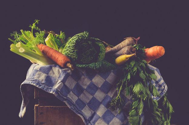 سبزیجات مناسب رشد سریع ناخن