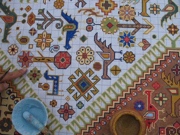 از بین بردن لکه های کرم و وازلین از روی فرش و لباس