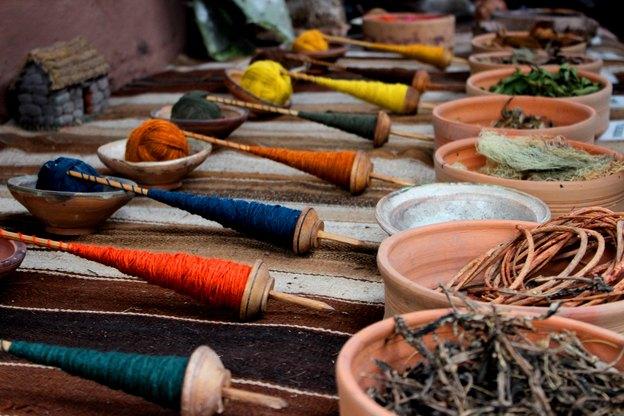 قالیشویی و انواع الیاف