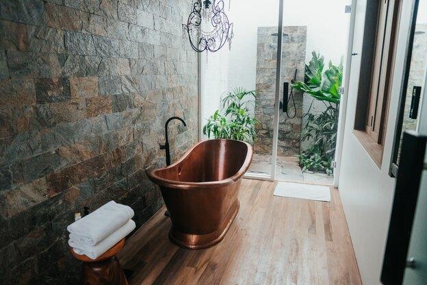 تغییر دکوراسیون خانه: بازسازی سرویس بهداشتی