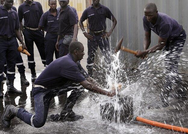 پیشگیری از آسیب ترکیدن لوله آب