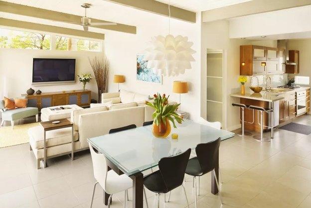 رنگ مناسب هال خانه