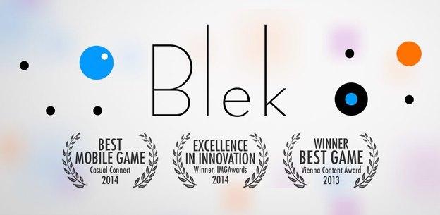 راهنمای مادرها برای انتخاب بازی، بلِک - Blek