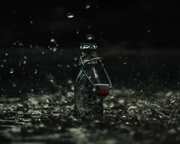 روش استفاده از آب باران برای باغچه