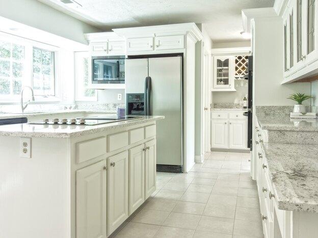 ایده هایی برای تغییر و بازسازی آشپزخانه