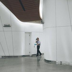 راهنمای شرکت خدماتی نظافتی: جوش شیرین همه  کاره نظافت منزل