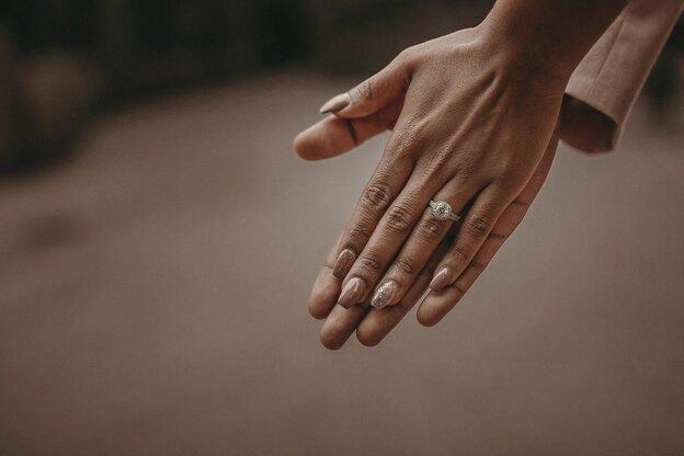 روش مانیکور ناخن برای ناخن های کوتاه