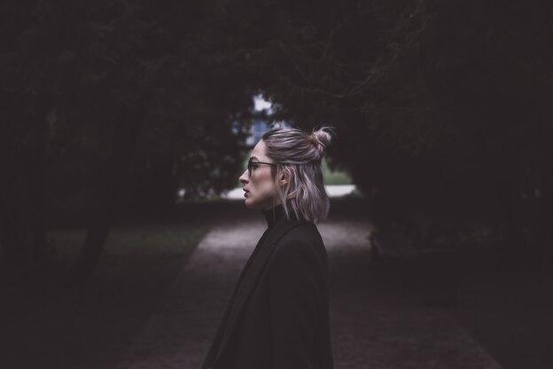 بالیاژ های محبوب روی موهای مشکی در سال ۲۰۱۹