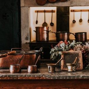 6 نوع جزیره آشپزخانه