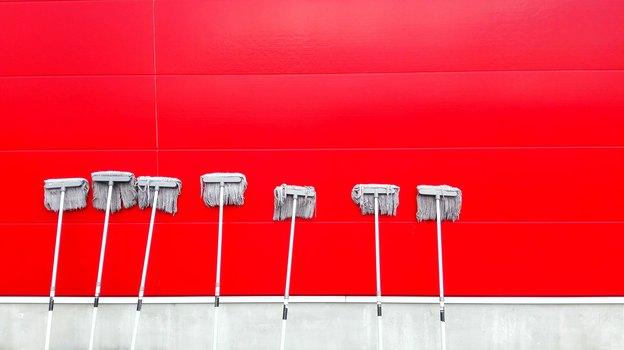 انواع تی و استفاده آنها در نظافت منزل