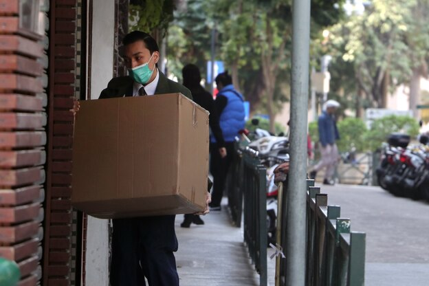 آیا دریافت بسته های پستی در دوران شیوع کرونا ویروس امن است؟