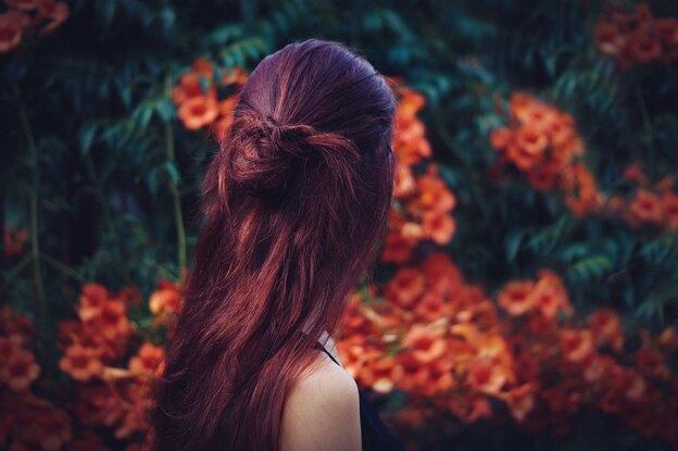 رنگ موی دو رنگ: مدلهای جدید و رنگ مو لایت