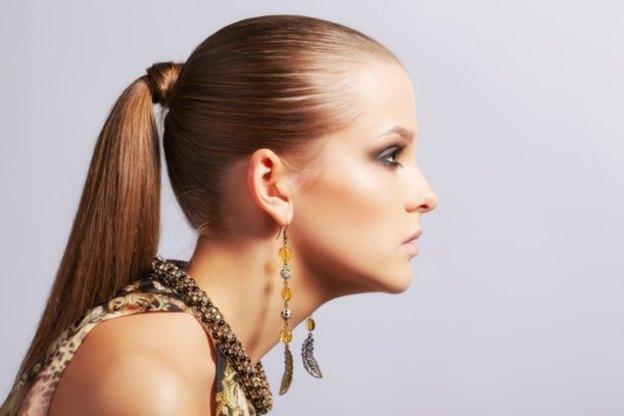 سفت بستن مو عامل ریزش مو