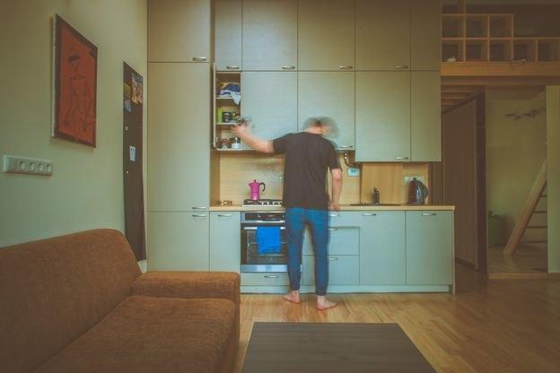 چطور در ۳۰ دقیقه آشپزخانه را نظافت کنیم؟