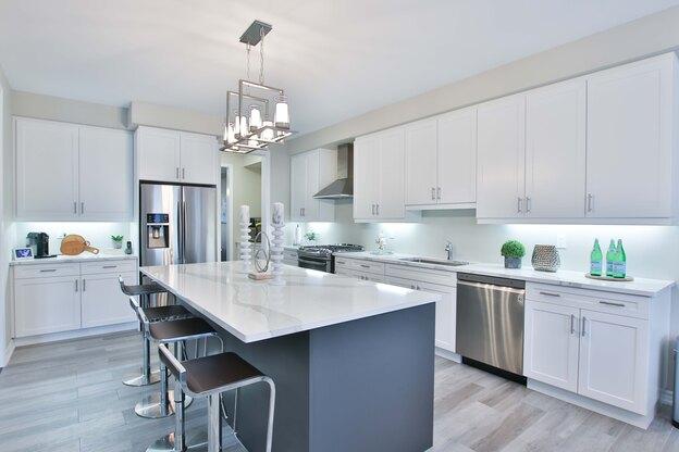 طرح کاشی کاری آشپزخانه ۲۰۱۹