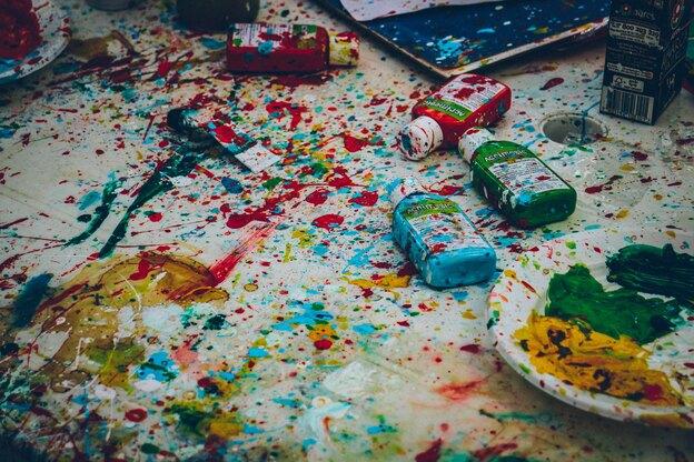 پسا نقاشی خانه: پاک کردن رنگ از روی فلزات