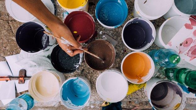 نقاشی ساختمان مثل یک حرفه ای: ۶ نکته برای افراد مبتدی