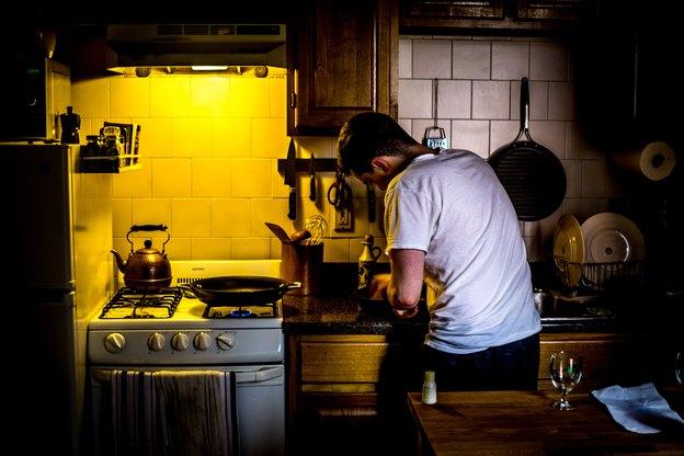 بازسازی آشپزخانه های کوچک: با کمترین هزینه و توسط خودتان