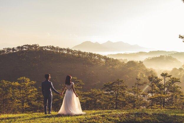 پس انداز کن، عروسی بگیر؛ به فکر طبیعت باش!