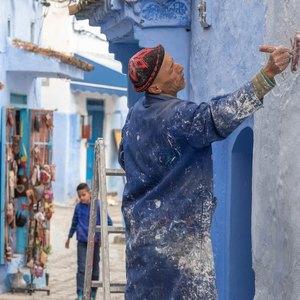 راهنمای نقاشی ساختمان سنجاق از دیوار تا سقف