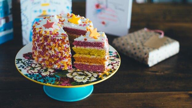 دستور پخت کیک اسفنجی ایتالیایی