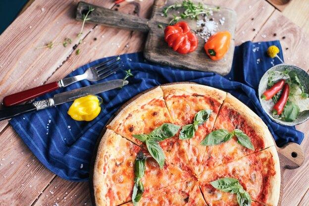 طرز تهیه پیتزای برشته سیسیل