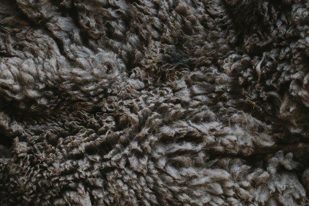 قالیشویی فرش با الیاف طبیعی