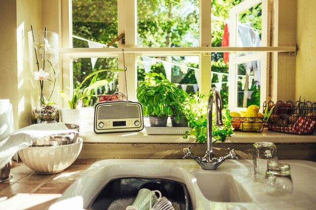 کاشی کاری آشپزخانه با مدل های تازه