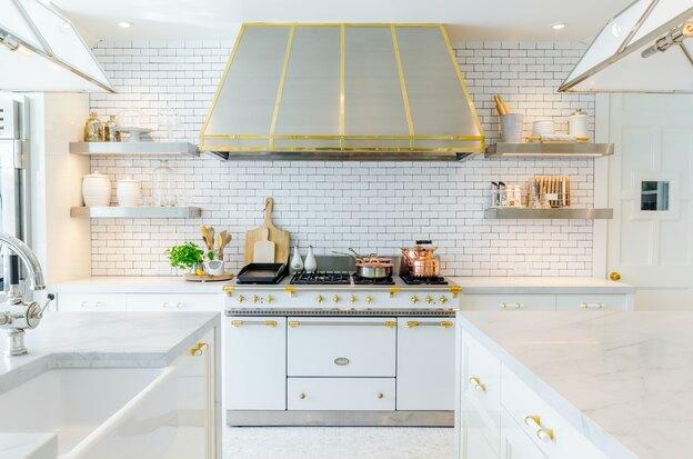 جدیدترین ترندهای طراحی کابینت آشپزخانه