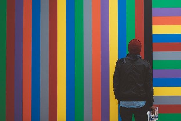 18 رنگ گرم نقاشی ساختمان منبع الهام دکوراسیون منزل