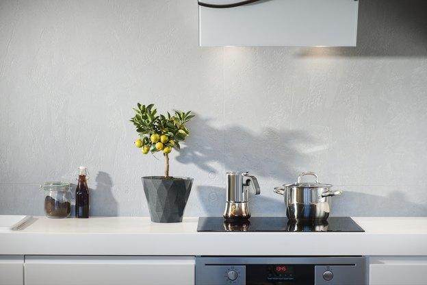 سینک ظرفشویی و دکوراسیون آشپزخانه