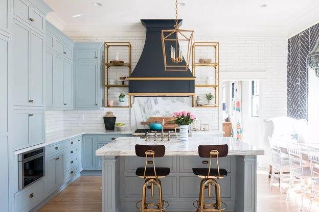 هود جدید آشپزخانه