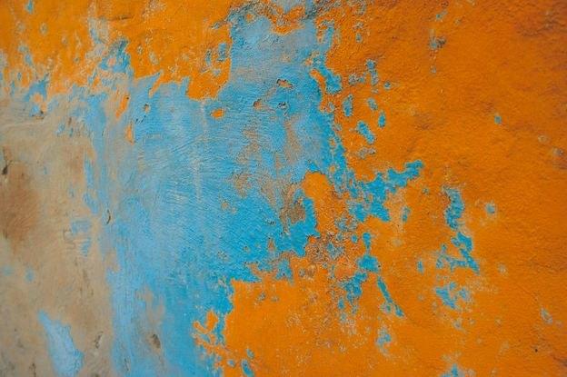 راهکارهای خشک کردن سریع نقاشی  ساختمان