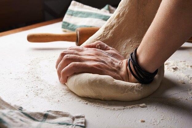 دستور پخت نان در خانه