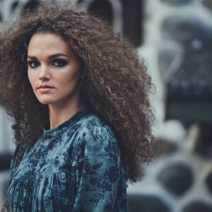 ۵۰ مدل موی کوتاه فر برای زنان