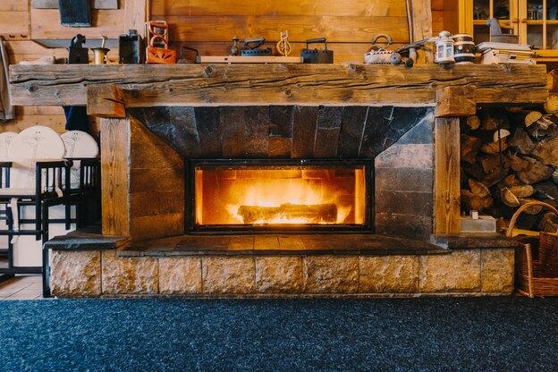 قالیشویی در زمستان
