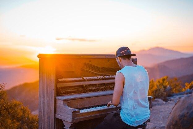 انتخاب بهترین راه برای یادگیری پیانو (۱)