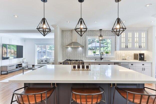 طراحی کابینت آشپزخانه در سال ۲۰۲۰