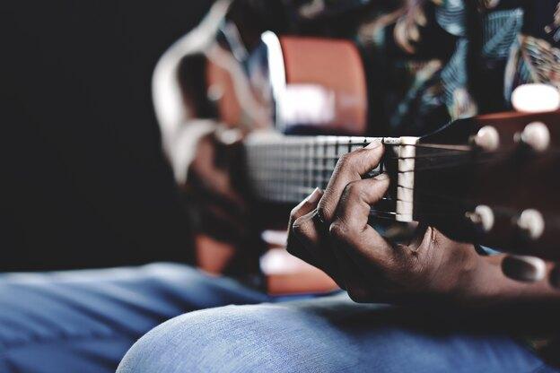 آموزش گیتار برای مبتدی ها