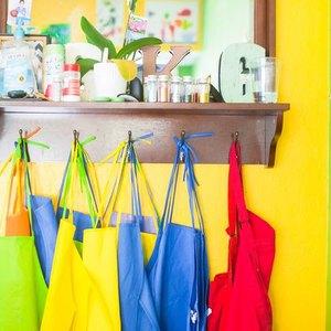 راهنمای تمیز  کردن و از بین بردن بوی کیف غذای بچه ها