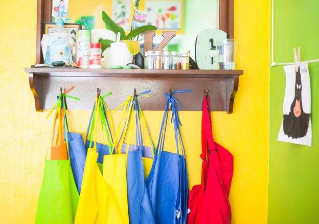مسئولیت پذیری کودکان در نظافت منزل