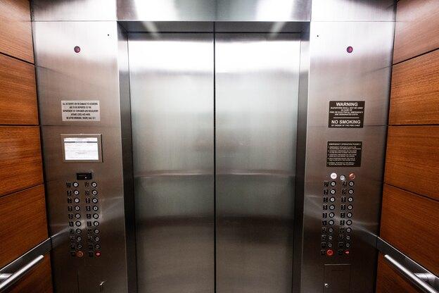 سرویس آسانسور برای فصل سرما