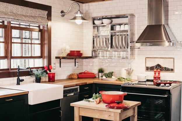 ترفند نظافت منزل: تمیزکردن کاشی آشپزخانه
