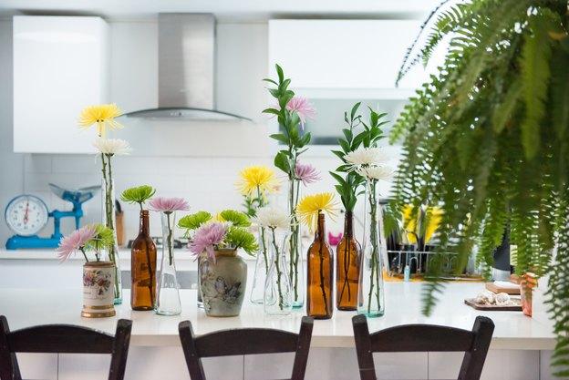 طراحی کابینت آشپزخانه: کابینت های ترموفیلی (Thermofoil)