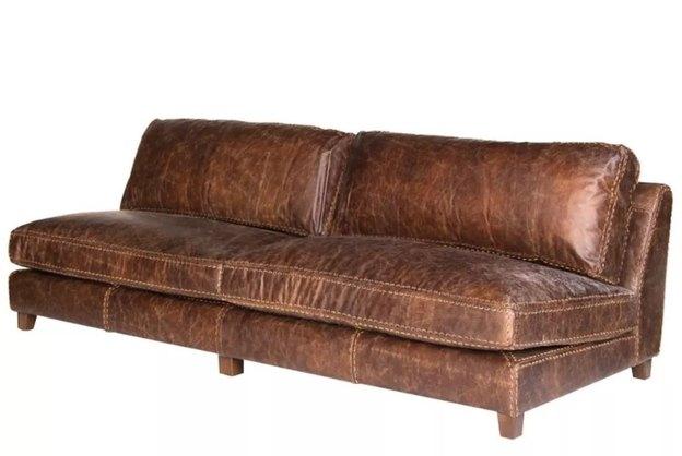 کاناپه چرمی