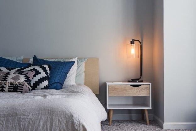 ایده هایی برای چیدمان اتاق خواب های کوچک