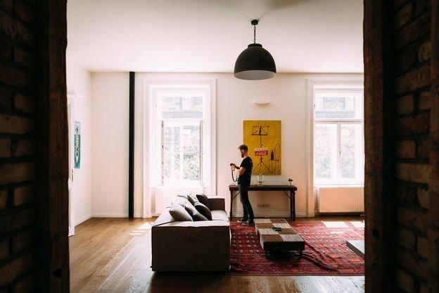 خلوت کردن خانه و خانه  تکانی؛ راهی برای ایجاد فضای زندگی