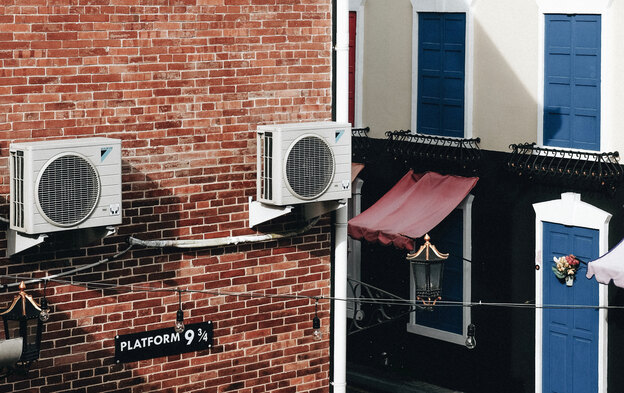 حرفه ای شویم: نگهداری درست و سرویس کولر گازی