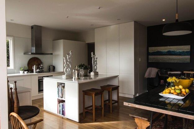 ایده ی چشم گیر برای کاشی آشپزخانه